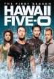 Go to record Hawaii Five-O. The first season [videorecording].