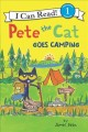 Go to record Pete the Cat goes camping