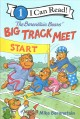 Go to record The Berenstain Bears'® big track meet