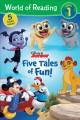 Go to record Disney Junior : Five tales of fun!